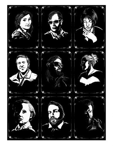 portrait-grid