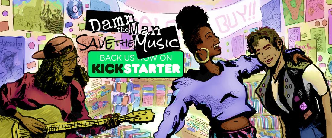 Funded on Kickstarter!
