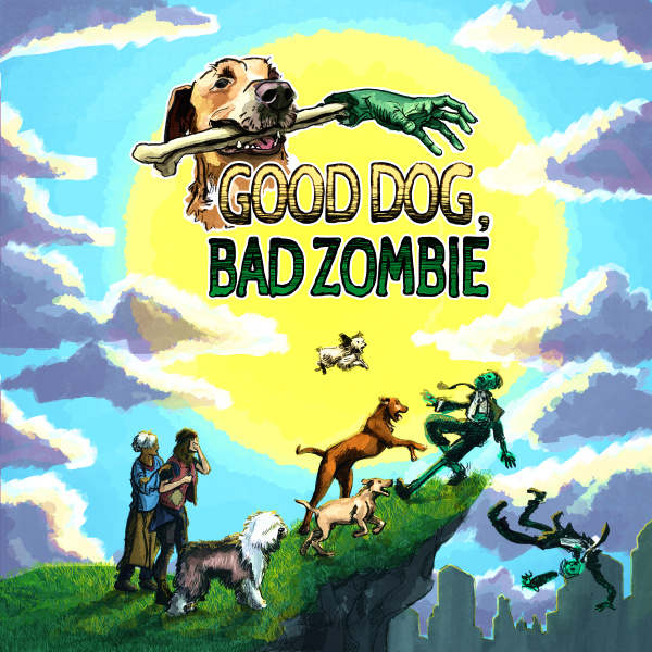 Press Kit for Good Dog, Bad Zombie
