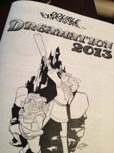 Dreamation 2013 Schedule