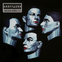 Kraftwerk's album, Electric Café (1986)