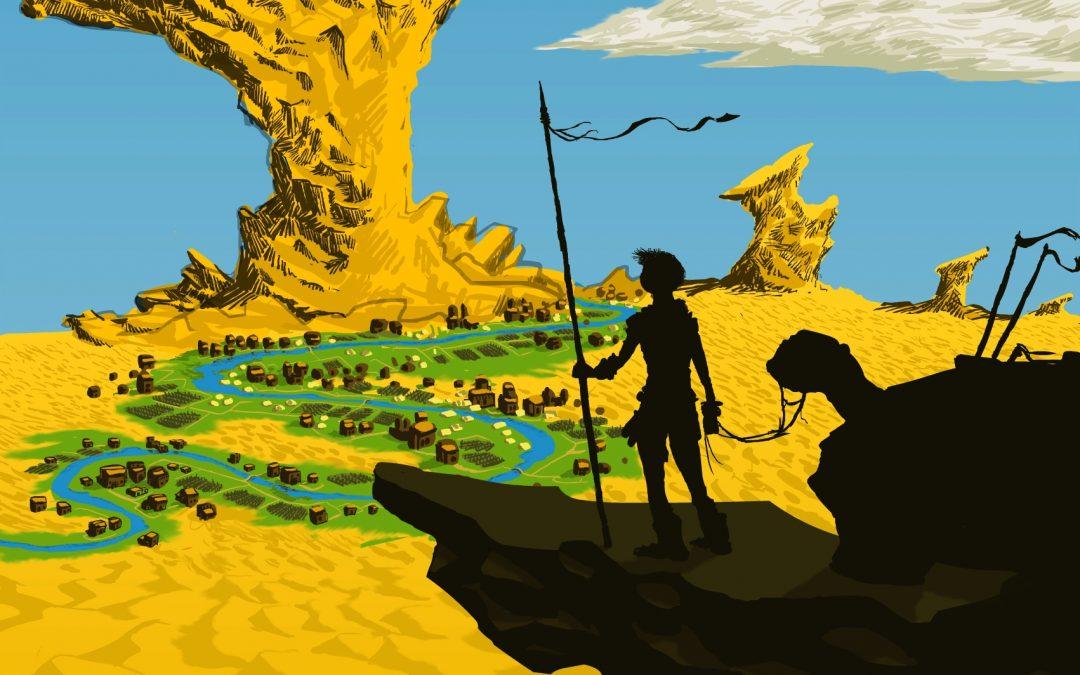 Questlandia Kickstarter Is Live