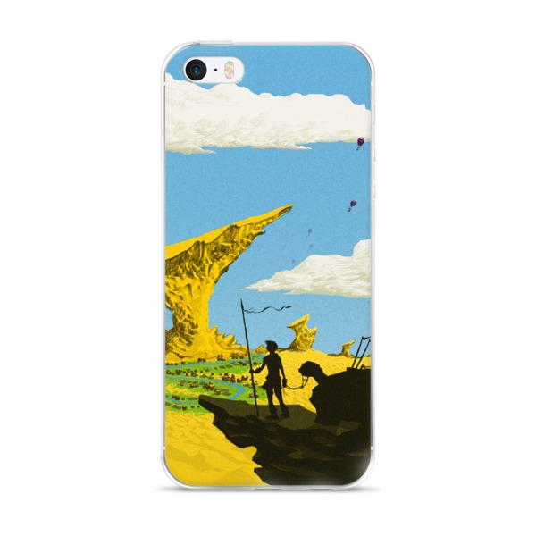 Questlandia (iPhone Case)